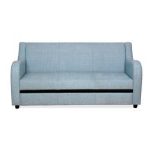 Gregory 3 Seater Sofa, Sky Blue