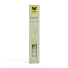 Iris Reed Diffuser Refill Pack - Lemon Grass