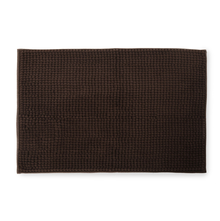 Shaggy 40 cm x 60 cm Bathmat - @home by Nilkamal, Brown