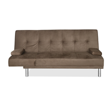 Marc Sofa cum Bed - @home by Nilkamal, Musk Brown