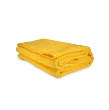 70 cm x 150 cm Shower Towel - @home by Nilkamal, Yellow