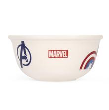 Avengers Agedup Diameter 11.5 cm Soup Bowl, White