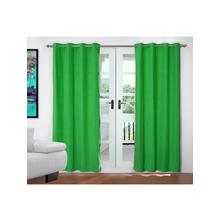 Opus 2 Pieces Door curtain 112X214CM, Green