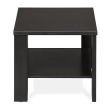Kale Side Table - @home by Nilkamal, Black Oak