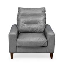 Silvia 1 Seater Sofa, Grey