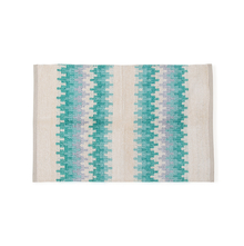 Aarow 60 cm x 90 cm Rug - @home by Nilkamal, Sea Green