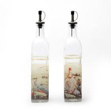500 ml Oil & Vinegar Set of 2 - @home by Nilkamal, Multicolor