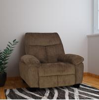 Fawn 1 Seater Sofa, Brown