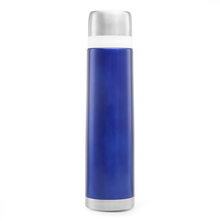 Bergner Stainless Steel 500 ml Vacuum Flask - Blue