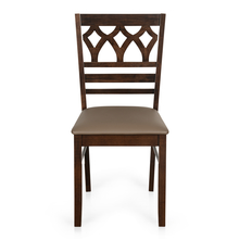 Rise Dining Chair, Antique Cherry