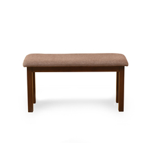 Bony Dining Bench - @home by Nilkamal,  brown
