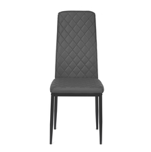 Caleb Dining Chair, Black