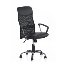 Nilkamal Acqua Mid Back Oss Mesh Chair, Black
