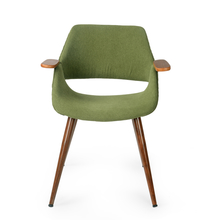 Parks Arm Chair - @home by Nilkamal, Olive