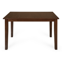 Rise 4 Seater Dining Table, Antique Cherry