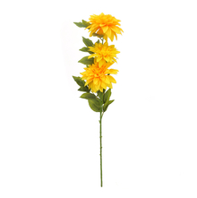 Chrysanthemum Flower Stick - @home by Nilkamal, Yellow