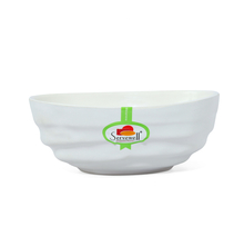 Persian Round Veg Bowl - @home by Nilkamal, White