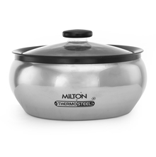 Milton Steel 2000 ml Casserole