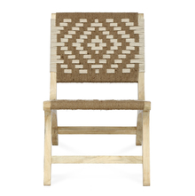 Talisa Arm Chair, Brown