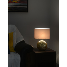 Nouveau Glitz 30X15X42CM Table Lamp, Gold