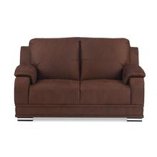 Nilkamal Blossom 2 Seater Sofa, Brown