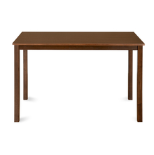 Alice 4 Seater Dining Table, Antique Cherry