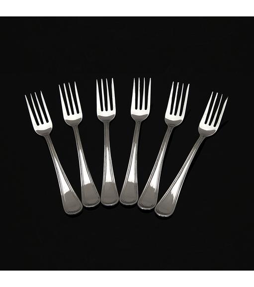 6Piece Baby Fork Set - @home Nilkamal