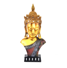 Sukhothai Showpiece - @home by Nilkamal, Gold