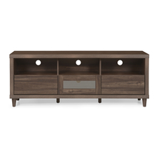 Jett Low Height Wall Unit - @home by Nilkamal, Venus Brown