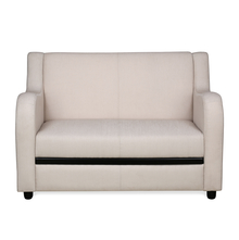 Gregory 2 Seater Sofa, Moshi Cream
