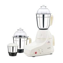 Bajaj GX8 750 W Mixer Grinder with 3 Jars, White