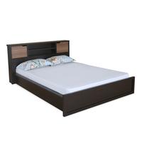 Belten King Bed - Wenge