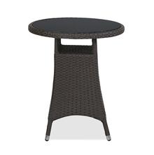 Capri Garden Table - @home by Nilkamal, Brown