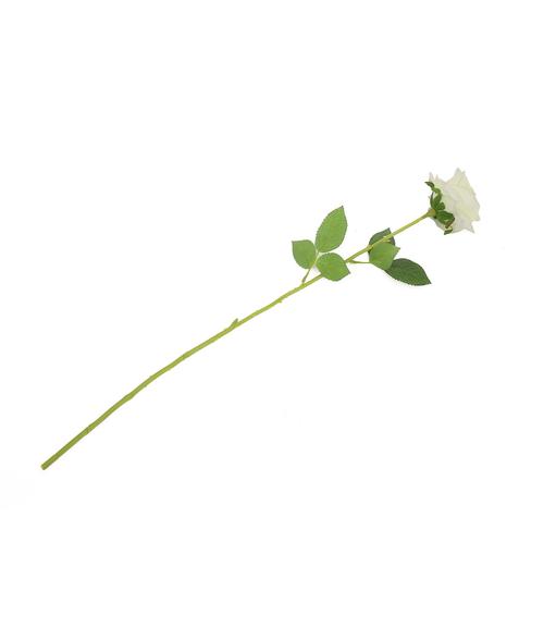 Belinda Rose Flower Stick - @home by Nilkamal, White