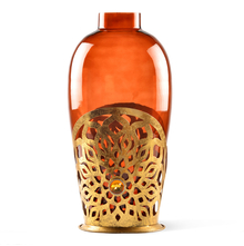 Urbania Small Vase - @home by Nilkamal, Yellow