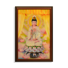 Buddha 3D 40 x 60 cm Picture Frame - @home by Nilkamal
