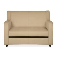 Gregory 2 Seater Sofa, Magic Cream