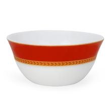 Laopala Sovrana Ameerah Veg Bowl Set of 6, Red