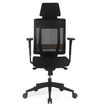 Nilkamal Pinnacle High Back Office Chair,  black