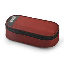 Bergner Super Set of 2 Lunch Box with Bag - Maroon