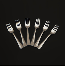 6Pcs Dessert Fork Set - @home Nilkamal