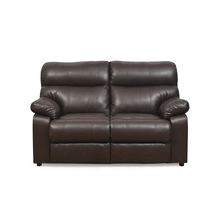 Walter 2 Seater Sofa - @home by Nilkamal,  chocolate