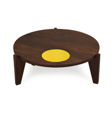 Gotham Center Table - @home Nilkamal,  yellow