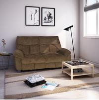 Fawn 2 Seater Sofa, Brown