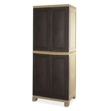 Freedom Cabinet Big Without Mirror - @home Nilkamal,  weather brown