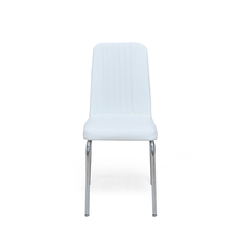 Finn Dining Chair - @home Nilkamal,  white