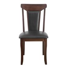Polita Dining Chair, Espresso