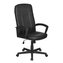 Nilkamal Mayor High Back Office Chair - Black