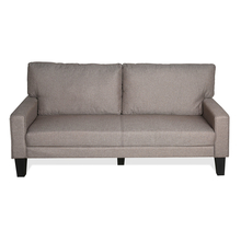 Comfort 3 Seater Sofa - @home by Nilkamal, Brown