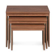 Remington Nest Table Set Of 3, Coffee